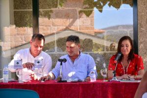Hernâni Carvalho acolheu apresentação de livro em Penafiel